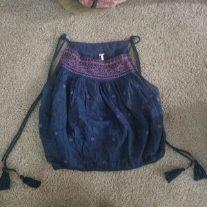 Free People Tops - Free People X-Small Tank and Socks Lot